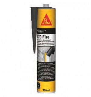 Sikasil®-670 Fire - Protectie la foc - Rosturi si strapungeri