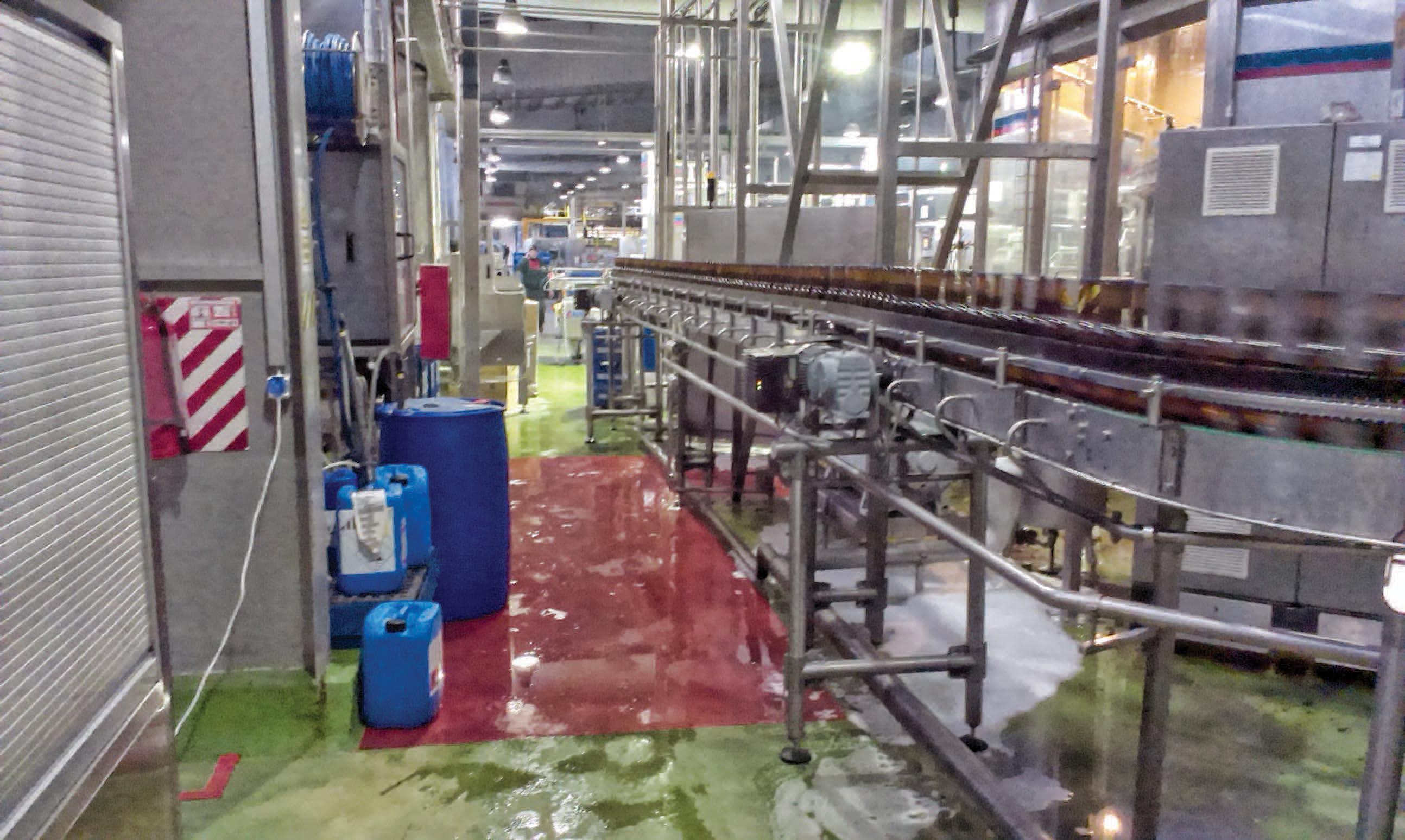 Sikafloor®-PurCem®: Duritate, Igienă, Rezistență, Sustenabilitate - Pardoseli Sikafloor-PurCem pentru spatii de productie in industria alimentara