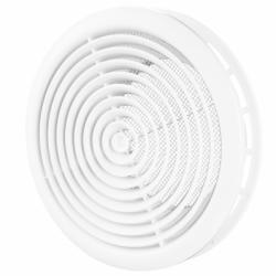 Difuzor rotund diam 125 mm, ABS - Accesorii ventilatie grile pvc si metalice