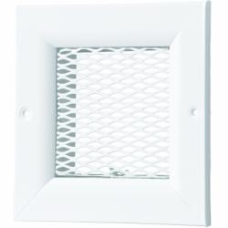 Grila metalica perforata 200*200mm - Accesorii ventilatie grile pvc si metalice