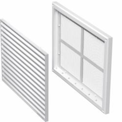 Grila 300*220 mm - Accesorii ventilatie grile pvc si metalice