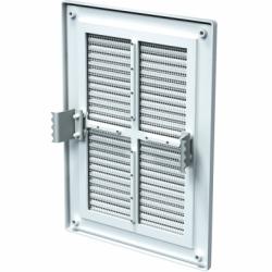 Grila ventilatie 182*251mm - Accesorii ventilatie grile pvc si metalice