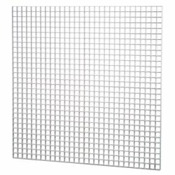 Grila perforata 300/300mm - Accesorii ventilatie grile pvc si metalice
