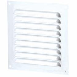 Grila ventilatie metalica 150*215mm - Accesorii ventilatie grile pvc si metalice