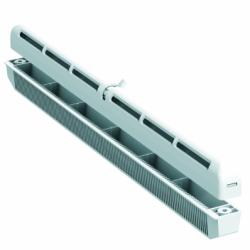 Grila pentru geam termopan - Accesorii ventilatie grile pvc si metalice