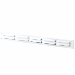 Grila ventilatie mecanica 500*40mm - Accesorii ventilatie grile pvc si metalice