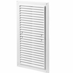 Grila 295(h)*160 - Accesorii ventilatie grile pvc si metalice