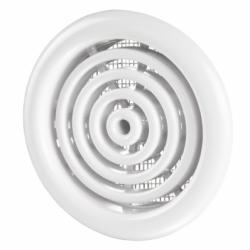Set 2 grile usa diam 50mm - Accesorii ventilatie grile pvc si metalice