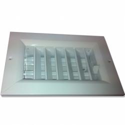 Grila semineu 137*195mm - Accesorii ventilatie grile pvc si metalice