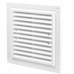 Grila 250*250mm- cu agatatori - Accesorii ventilatie grile pvc si metalice