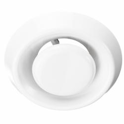 Anemostat diam 105 mm - Accesorii ventilatie grile pvc si metalice