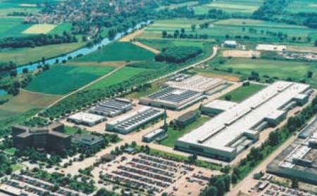 Sediul central din ULM - Sediul central din Ulm