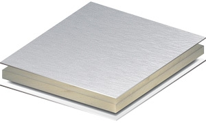 Structura ALUCOBOND Plus - Gamele ALUCOBOND