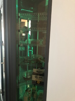 Exemplu de camera frigorifica realizata de Republic Invest - Proiecte Republic Invest