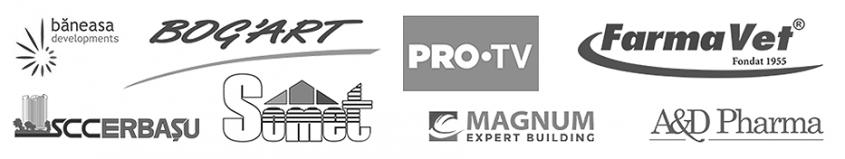 logouri branduri servite de LFA - Parteneri LIFE ART