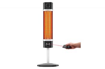 Panou radiant infrarosu Veito CH 1800 RE, cu telecomanda - Panouri radiante cu infrarosu