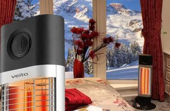 Panou radiant infrarosu Veito CH 1800 XE, fara telecomanda - Panouri radiante cu infrarosu