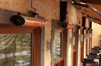Panou radiant infrarosu Veito CH 2500 TW, cu termostat manual - Panouri radiante cu infrarosu