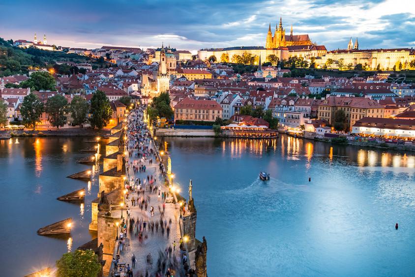 O calatorie arhitecturala prin Praga orasul celor 100 de clopotnite - partea I - O călătorie