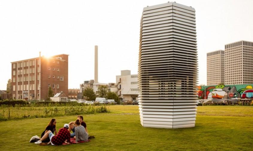 Primul aspirator de ceață și fum din lume se îndreaptă spre Polonia - Primul aspirator de