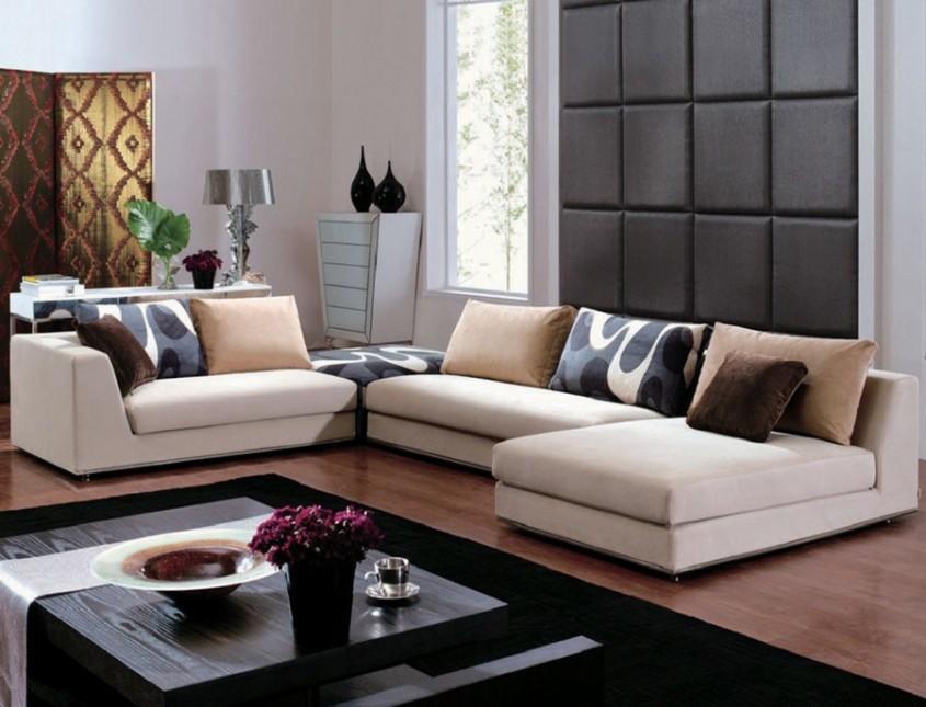 Sfaturi pentru alegerea mobilierului pentru living - Sfaturi pentru alegerea mobilierului