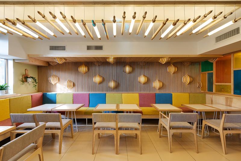 COFFEE &  - 14 cafenele care-ti dovedesc frumusetea design-ului creativ