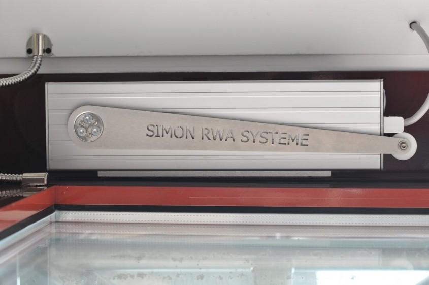 Desfumare cu motoare SIMON RWA la Teatrul National - Desfumare cu motoare SIMON RWA la Teatrul