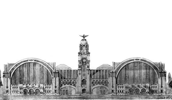 Proiectul feroviar romanesc (1842-1916) - Premiile Bienalei Nationale de Arhitectura editia a-12-a, 2016