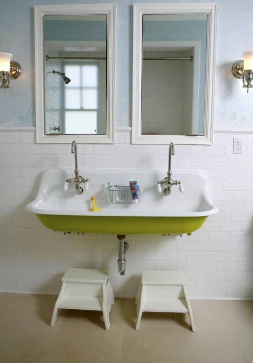 Chiuveta din fonta - Cum alegem chiuveta potrivita pentru baie?