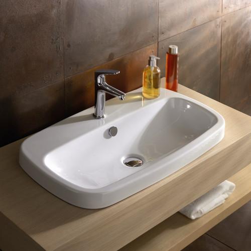 Chiuveta din ceramica - Cum alegem chiuveta potrivita pentru baie?