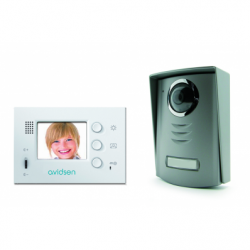 Videointerfon LCD 2.4'', un post - Electrice sisteme de supraveghere