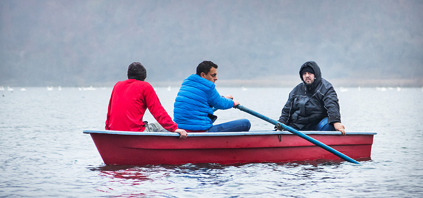 Joy - Barca de pescuit si agrement - Barca Joy