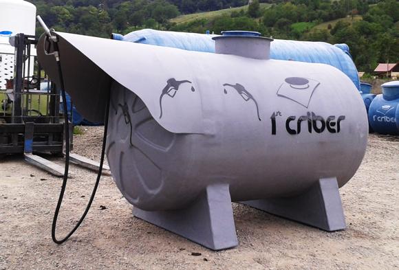 Rezervoare distributie carburanti - Rezervoarele din fibra - o solutie optima