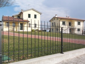 Panou de gard Ribes - Panouri pentru garduri metalice