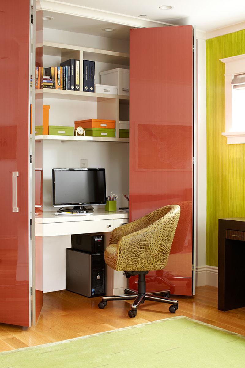 Birouri si spatii de lucru pentru apartamente mici - Birouri si spatii de lucru pentru apartamente