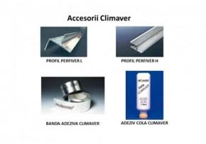 Accesorii climaver - Climaver - accesorii pentru realizarea canalelor de aer si ventilatie