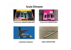 Scule Climaver - Climaver - accesorii pentru realizarea canalelor de aer si ventilatie