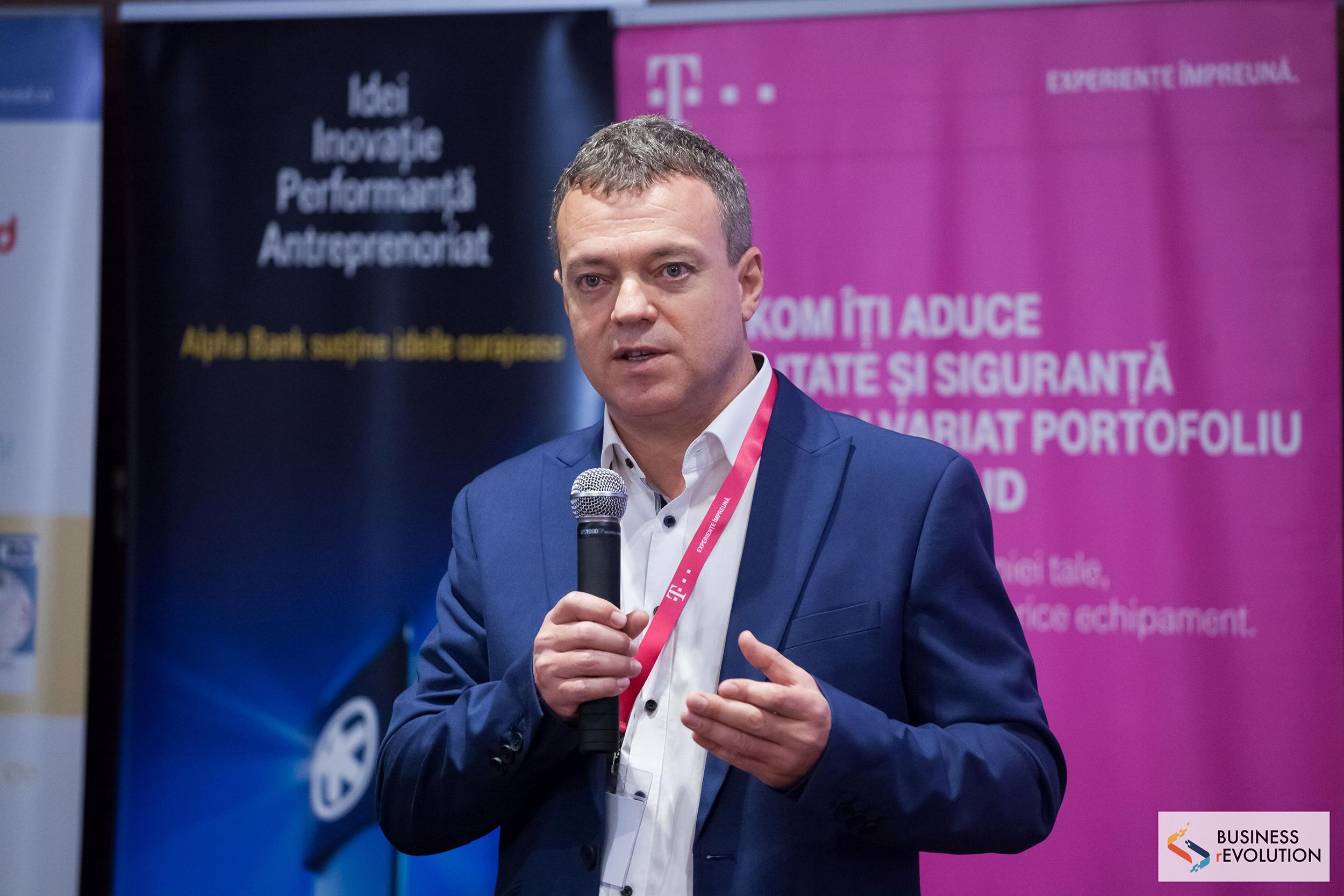 Victor Voicu - Telekom Romania - rEvoluția digitală agită apele și la Craiova