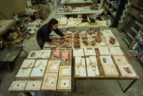 O veche fabrica de ceramica va beneficia de o noua viata for Fabrica de ceramica