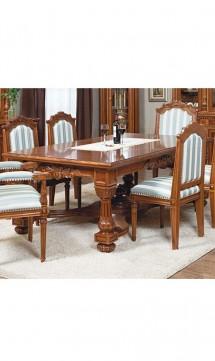 Masa extensibila Alyona - Mobila sufragerie lemn masiv Alyona