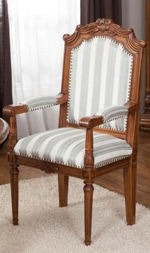 Scaun cu brat Alyona - Mobila sufragerie lemn masiv Alyona