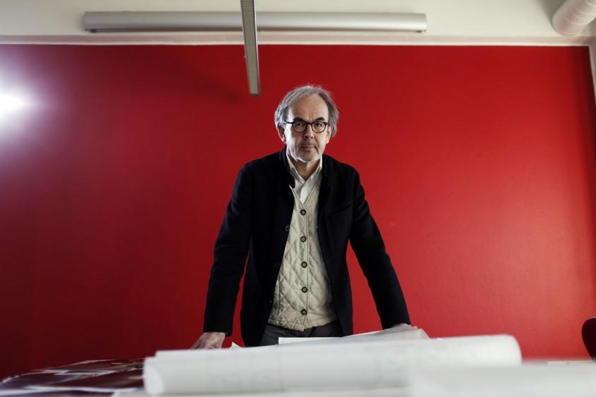 Rainer Mahlamäki - GIS - cel mai important forum de arhitectura de interior din Europa de