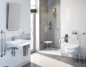 Obiecte sanitare pentru persoane cu dizabilitati VitrA colectia Conforma - Obiecte sanitare speciale pentru persoane cu handicap