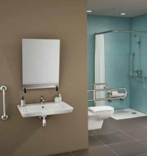 Obiecte sanitare pentru persoane cu dizabilitati VitrA colectia S20 - Obiecte sanitare speciale pentru persoane cu handicap