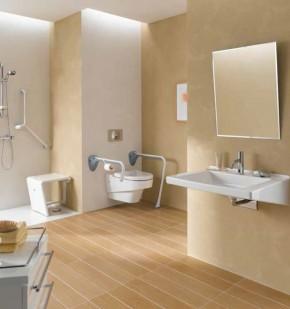 Obiecte sanitare pentru persoane cu dizabilitati VitrA colectia S50 - Obiecte sanitare speciale pentru persoane cu handicap