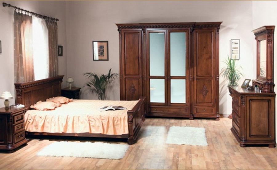 Mobila dormitor Venetia Lux - 20% Reducere la Dormitoare