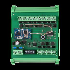 Distribuitor valve pentru sina DIN - SLZA 15 - Sisteme de dusuri cu monezi