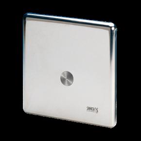 Control pentru dus cu buton piezo si debitmetru - SLZA 20PK - Sisteme de dusuri cu monezi