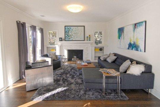 O casa din 1919 isi actualizeaza stilul - O casa din 1919 isi actualizeaza stilul