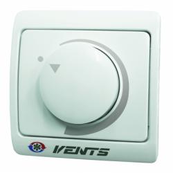 Variator de turatie rotativ 400W, 0,1-1.8A, 230V - Accesorii ventilatie variatoare/termostate/dispozitive control